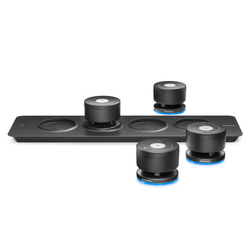 Sennheiser TeamConnect Wireless Tray Set