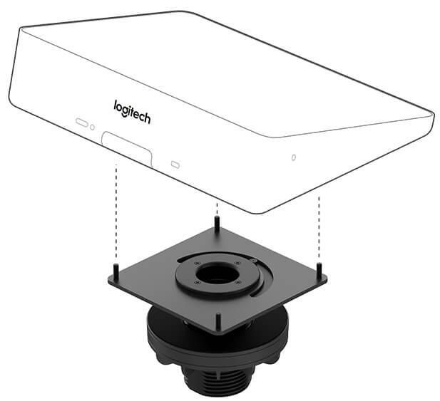 Logitech TAP Desk Mount