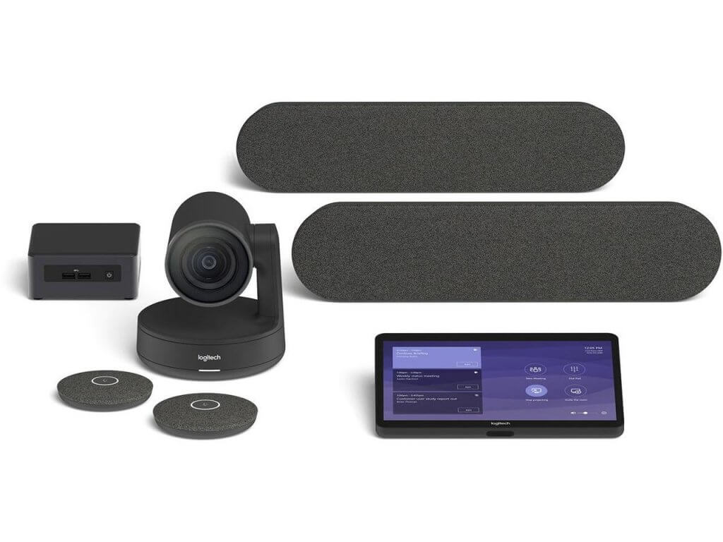 Logitech TAP LARGE ROOM Bundle MS Teams